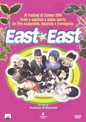 East is east, Commedia, Gran Bretagna