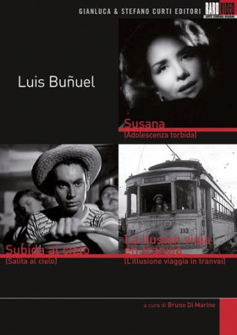 Box Luis Buñuel Vol. 2, Commedia, Drammatico, Messico