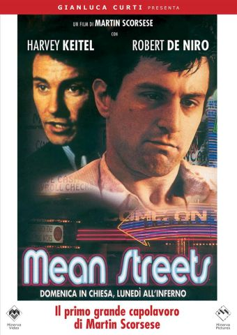 Mean streets, Drammatico, Usa