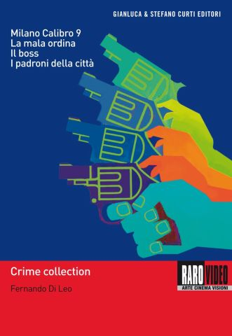 Di Leo Crime Collection, Poliziesco, Italia
