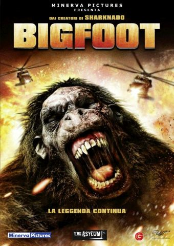 Bigfoot, Avventura, Fantastico, Thriller, Horror, Usa