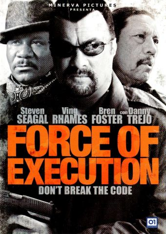Force of Execution , Azione, Thriller, Usa