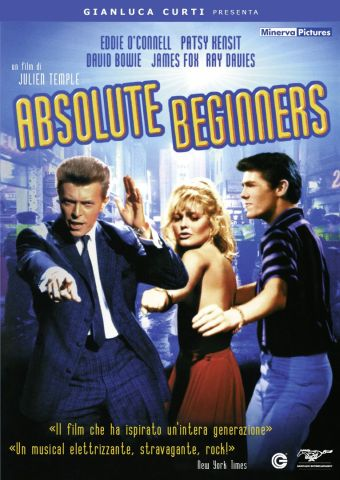 Absolute beginners, Commedia, Musica, Gran Bretagna