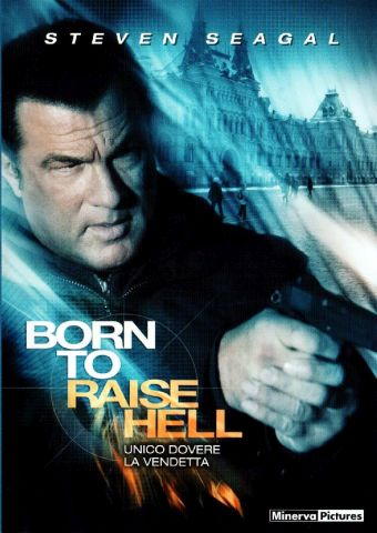 Born to raise hell, Azione, Thriller, Usa