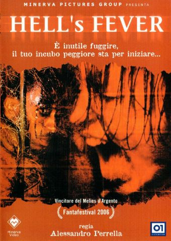 Hell's Fever, Thriller, Horror, Italia
