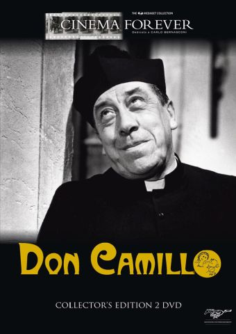 Don Camillo, Commedia, Italia, Francia