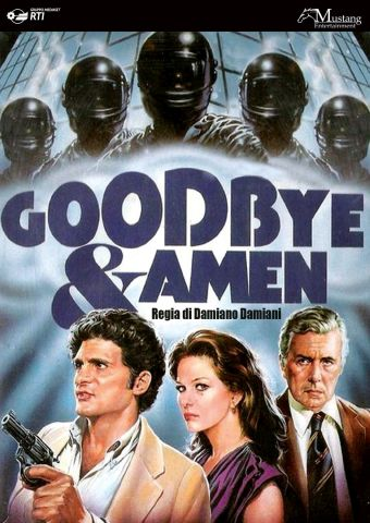 Goodbye e amen , Thriller, Italia