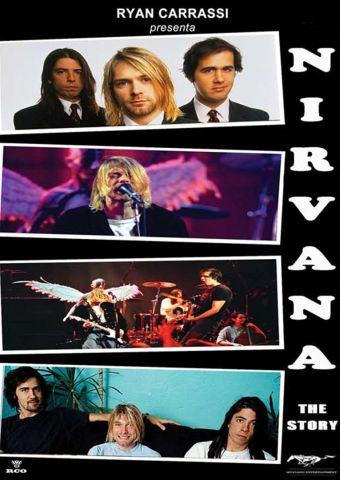 Nirvana - The Story, Musica, Documentario, Usa