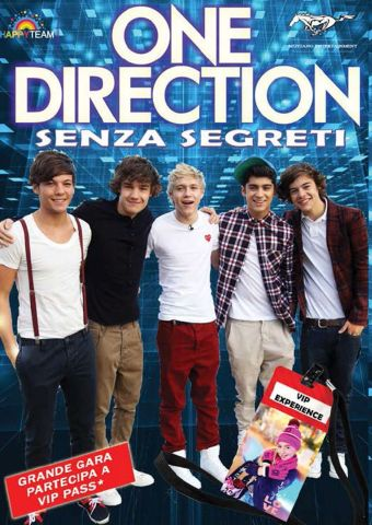 One Direction - Senza Segreti , Musica, Documentario, Usa