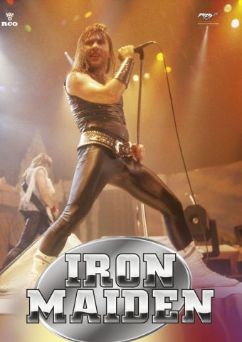 Iron Maiden, Documentario, Usa