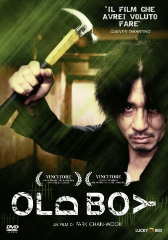 Old Boy , Thriller, Corea