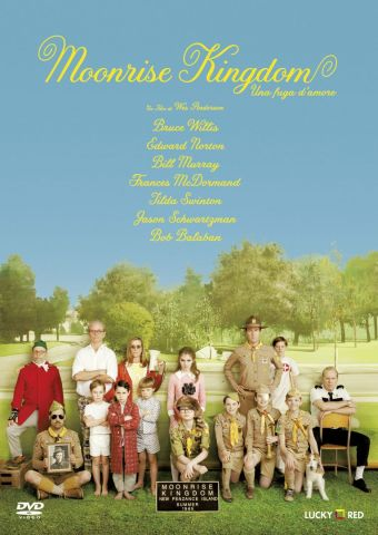 Moonrise Kingdom - Una fuga d'amore, Commedia, Usa