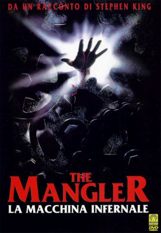The Mangler - La macchina infernale, Horror, Usa