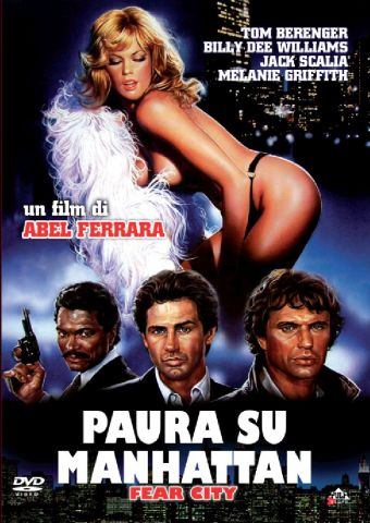 Paura su Manhattan, Thriller, Usa