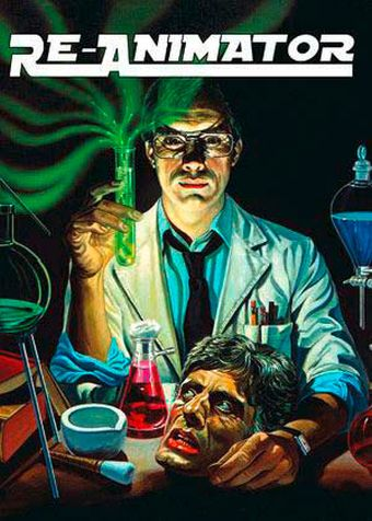 Re-animator, Horror, Usa