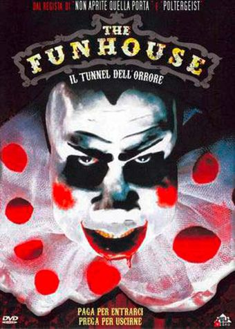The funhouse - il tunnel dell'orrore , Horror, Usa