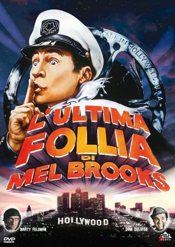 L'ultima follia di Mel Brooks, Comico, Usa