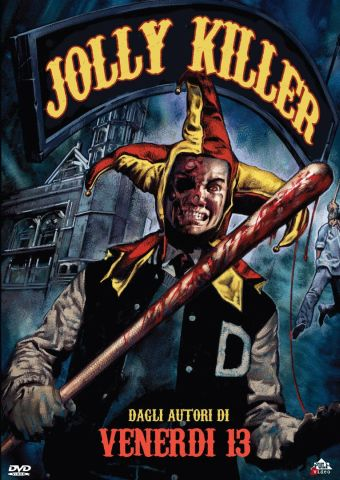 Jolly Killer, Horror, Usa