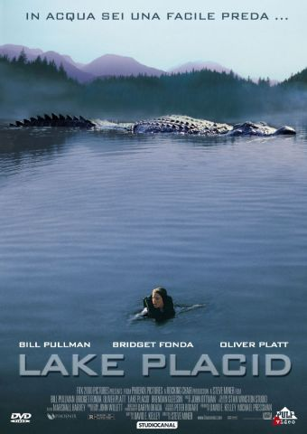 Lake Placid, Azione, Horror, Canada