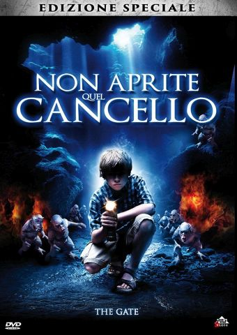 Non aprite quel cancello, Horror, Usa, Canada