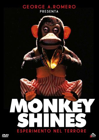 Monkey Shines - Esperimento nel terrore, Horror, Usa
