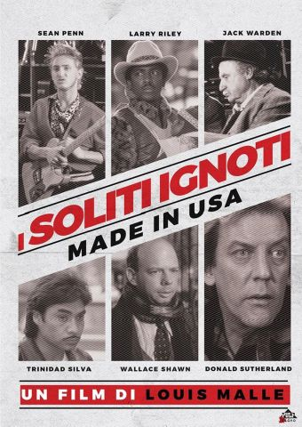 I soliti ignoti Made in Usa , Avventura, Commedia, Thriller, Usa