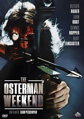 The Osterman Weekend , Thriller, Usa