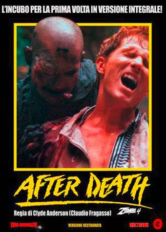 After Death, Horror, Italia
