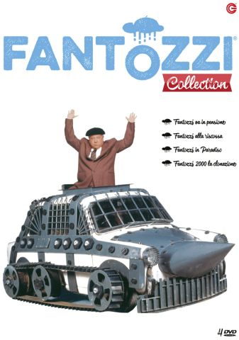 Fantozzi Collection , Commedia, Italia