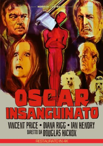 Oscar insanguinato, Horror, Usa