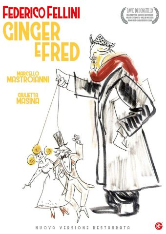 Ginger e Fred , Commedia, Italia, Francia, Germania