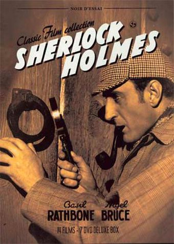 Sherlock Holmes Collection, Poliziesco, Noir, Usa