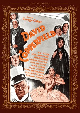 David Copperfield, Drammatico, Usa