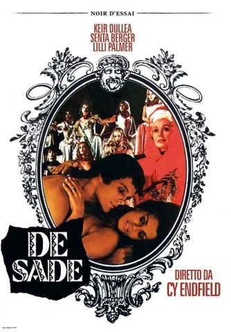 De Sade, Noir, Usa, Germania