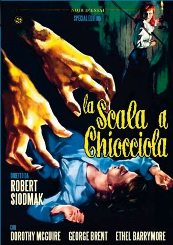 La scala a chiocciola , Thriller, Horror, Noir, Usa