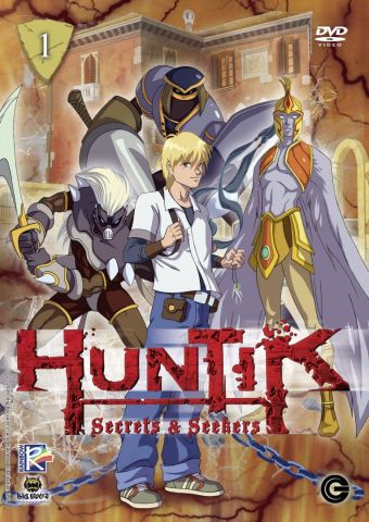Huntik Secrets & Seekers Vol. 1, Animazione, Serie TV, Italia