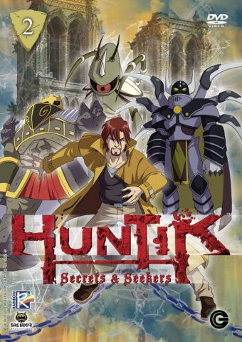Huntik Secrets & Seekers Vol. 2, Animazione, Serie TV, Italia