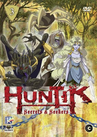 Huntik - Secrets & Seekers Vol. 3, Animazione, Serie TV, Italia