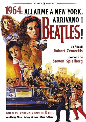 1964: Allarme a New York, arrivano i Beatles, Commedia, Usa