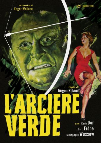 L'arciere verde, Horror, Germania