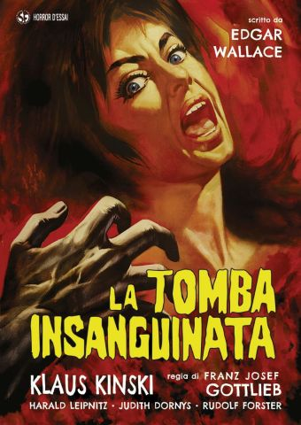 La tomba insanguinata , Horror, Noir, Germania