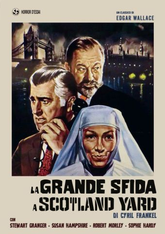 La grande sfida a Scotland Yard, Thriller, Germania