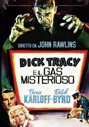 Dick Tracy e il gas misterioso, Noir, Usa
