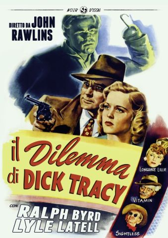 Il dilemma di Dick Tracy, Avventura, Noir, Usa