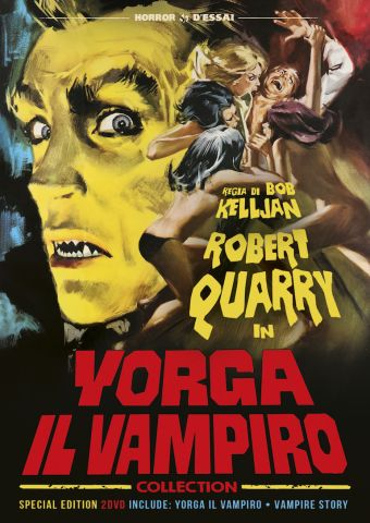 Yorga il Vampiro Collection , Horror, Usa