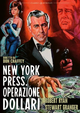 New York Press Operazione Dollari , Drammatico, Yugoslavia