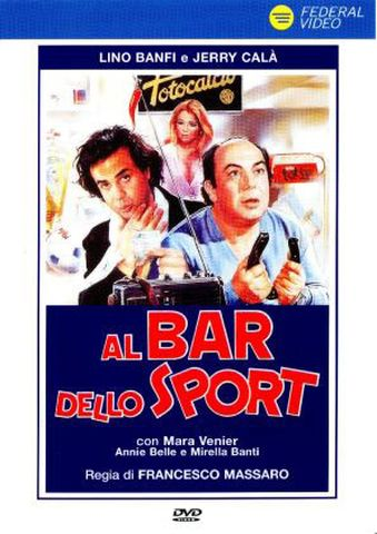 Al bar dello sport, Commedia, Italia