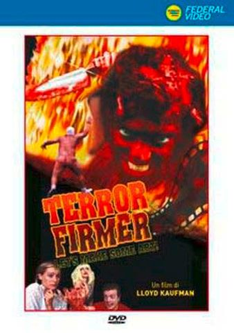 Terror firmer, Commedia, Thriller, Usa