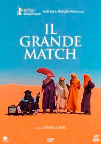 Il grande match, Commedia, Spagna, Germania