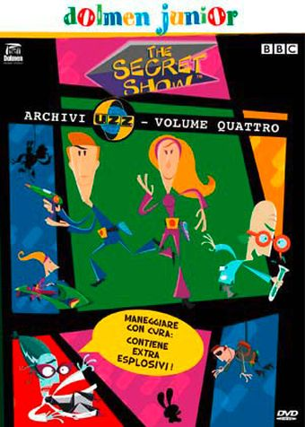 The Secret Show - Volume 4, Animazione, Serie TV, Gran Bretagna